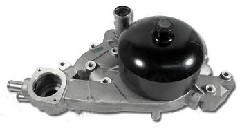 1997-2004 C5 & Z06 Corvette Water Pump Replacement