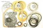 1984 - 96 C4 Corvette Auto Transmission Master Repair Kit
