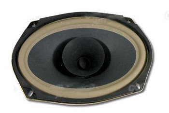 1986 - 89 C4 Corvette Rear Speaker - Convertible