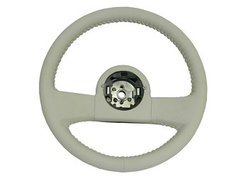 1988 C4 Corvette Steering Wheel - 35th Anniversary (White)