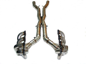 Corvette C6 Base/ZR1/Z06 05 - 13 LG SuperPro 1 7/8 Inch Headers