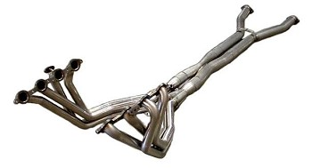 "Corvette C6 Base/ZR1/Z06 05 - 13 LG SuperPro 3/4"" Headers"