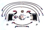 C5 C6 Corvette 97-13 LG Transmission & Differential Cooler Kit