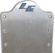 C5 C6 Base / Z06 Corvette 97-13 LG Chassis Tunnel Plate