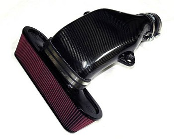 C6 LS3 / LS7 LG Corvette Carbon Fiber Cold Air Intake