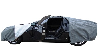 C5 C6 Corvette 97-13 LG Zipper Door Car Cover