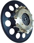 C5 C6 Base / Z06 97-13 Corvette LG Tilton Triple Carbon Clutch