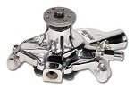 C3 1971-82 Corvette Water Pump Chrome