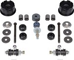 68-82 C3 Corvette Rear Suspension Strut Rod Bushing Kit