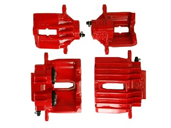 97-04 C5 Corvette Red Powder Coated Brake Caliper