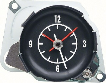 68-74 C3 Corvette Clock Gauge
