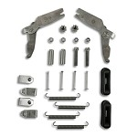 84-87 C4 Corvette Stainless Steel Emergency Brake Hardware Kit