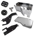 68-74 C3 Corvette Big Block Ignition Shield Kit