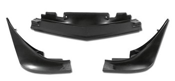 73-79 C3 Corvette Front Spoiler 3 Piece Set