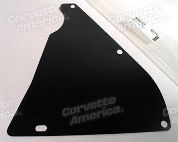 1968 C3 Corvette Inner Splash Shield