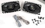 68-82 C3 Corvette Kenwood Front Speakers