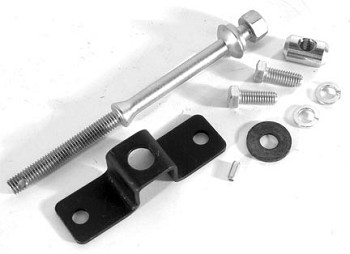 68-74 C3 Corvette Spare Tire Lock Bolt Kit