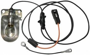 77-82 C3 Corvette Underhood Lamp w/ Wire