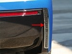 C7 Corvette Stingray 2014+ Stainless Steel Rear Valance Vent Grilles - Pair