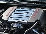 C7 Corvette Stingray 2014+ Stainless Steel Plenum Cover Kit