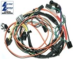 68-79 C3 Corvette AC Harness w/ Heater Wiring Kit