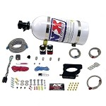 97-04 C5 LS1 LS6 Corvette NX 78MM Nitrous System w/ 10lb Bottle