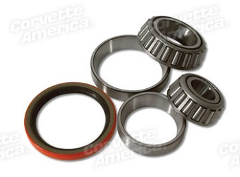 63-82 C3 Corvette Front Wheel Bearing Kit - 5pc