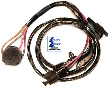 68-82 C3 Corvette Power Door/Window Harness
