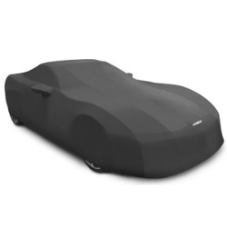 Corvette C6 05-13 GM Indoor Car Cover w/ 427 Logo - Black