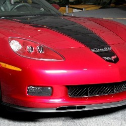 C6 Corvette GM Stinger Stripes