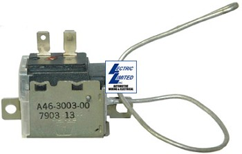 77-79 C3 Corvette A/C Thermostatic Switch