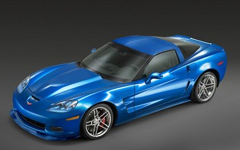 C6 Corvette 05-13 ZR1 Smooth Hood