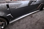 C6 Corvette 05-13 ZR1 Rockers Side Skirts