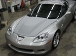 C6 Corvette 05-13 ZR1 Smooth Supercharger Monster Hood