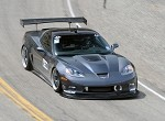 C6 Corvette 2005-2013 ZR1 Louvered Insert Hood