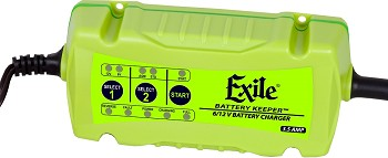 Corvette (All Generations) Exile Battery Charger