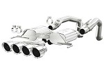 C7 Corvette Stingray 2014+ MagnaFlow Street Series Axle Back Exhaust System