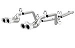 C6 Corvette 2005 - 2011  MagnaFlow Race Series Cat Back Exhaust System