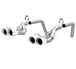 C6 Corvette 09-13 MagnaFlow Competition / Street Cat Back Exhaust System