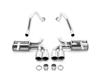 C5 Corvette 97-04 Magnaflow Axle Back Exhaust System