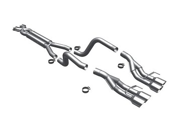 C6 Corvette 2006 - 2013  MagnaFlow MagnaPack Cat Back Exhaust system- Z06 / ZR1