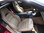 C5 Corvette OE Grade Leather Seat Covers