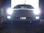 C6 2005-2013 Corvette HID High Beam Conversion Kit
