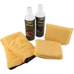 Universal Corvette 1968-2016+ Leather Seat Cleaner & Protectant Kit - RaggTopp