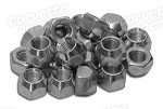 C1 C2 C3 Corvette 1956-1982 Lug Nuts - 20 Pieces
