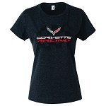 C7 Corvette 2014+ Ladies Corvette Racing Tee