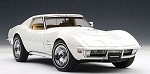 C3 Corvette 1970 White Die-Cast Model