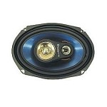C3 Corvette 1978-1982 Rear 3-Way Speakers - Custom Auto Sound