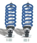 C2 C3 Corvette 1963-1982 Front Coilover Shock Kit - 450# Spring Rate - Single or Double Adjustment