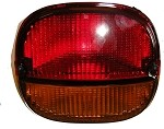 C4 Corvette 1991-1996 Base / ZR1 European Tail Light
